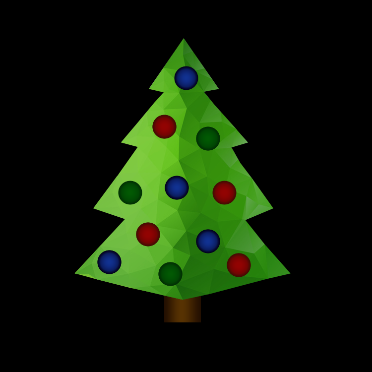 Play Simon Game Christmas Tree
