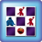 Memory game for kids - Elmo