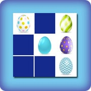 Memory game for kids - eggs