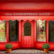 Simon game - Christmas shop