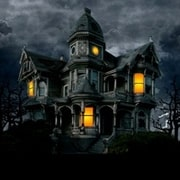 Simon game - haunted house