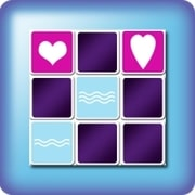 Memory game for kids - stencil II