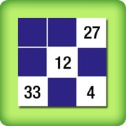 Numbers Memory games for adults