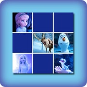 Memory game for kids - Frozen 2 - online and free