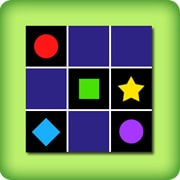 Shapes Memory games for adults