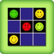 Smiley Memory games for adults