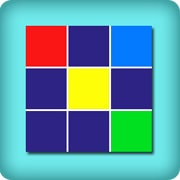 Memory game colors for baby