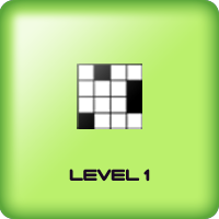 black squares game for kids adults level 1