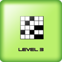 black squares game for kids adults level 3