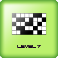 black squares game for kids adults level 7