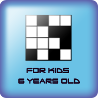 black squares game for kids 6 years old