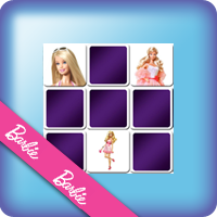 memory game barbie online