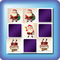 Christmas game Santa Claus