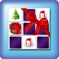 Memory game online christmas