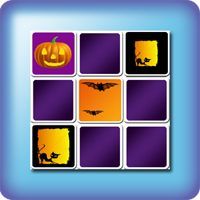 Halloween Memory games for kids