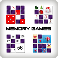 Memozor, Free memory games online