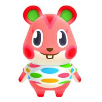 Jeu Memory - Animal crossing