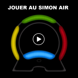 Jeu du Simon air