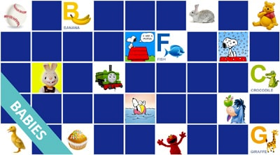 Free online memory games for toddlers