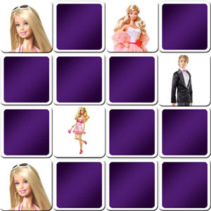 memory game barbie