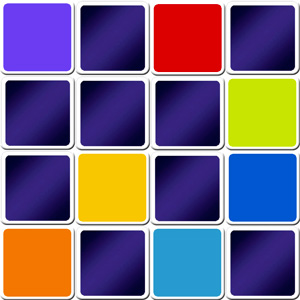 memory game colors
