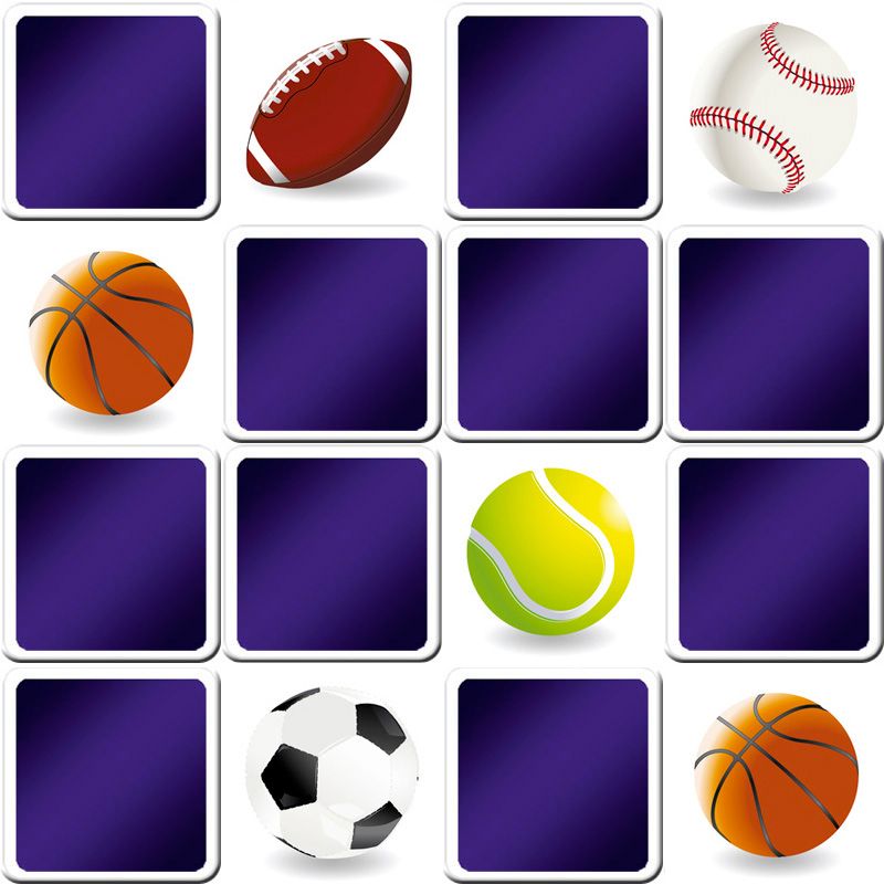 Play Memory Game With Play Balls Online And Free Game